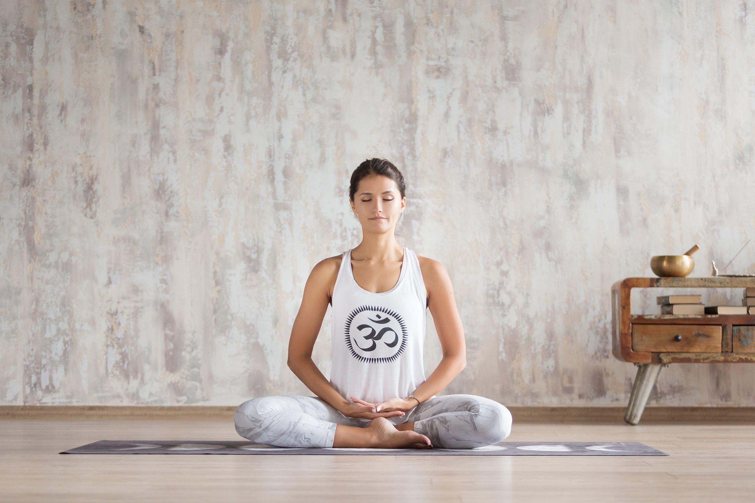 Yogalehrerin
